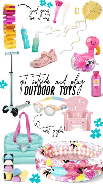 outdoor toys for kids summer social distancing
