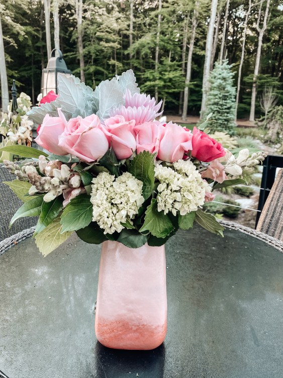 The Garden Bunch proflowers flower delivery online bouquet for her blogger heyitsjenna