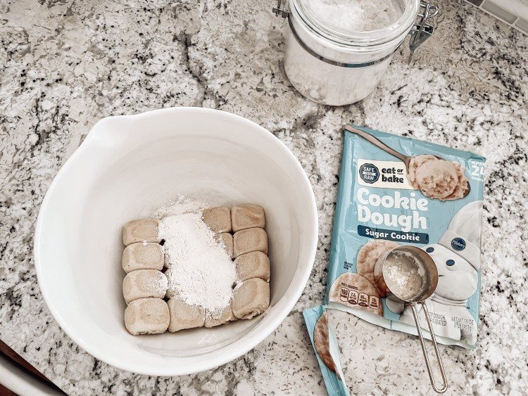 recipes with premade cookie dough