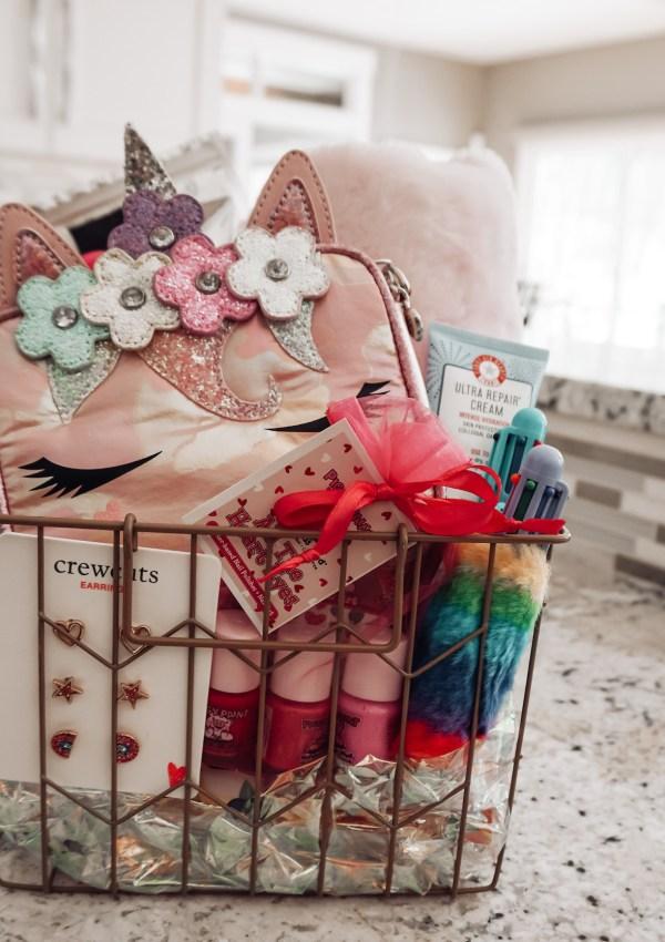 A Valentine's Gift Basket