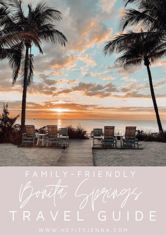 family friendly bonita springs travel guide
