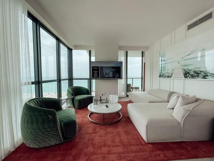 W South Beach hotel miami review travel guide heyitsjenna