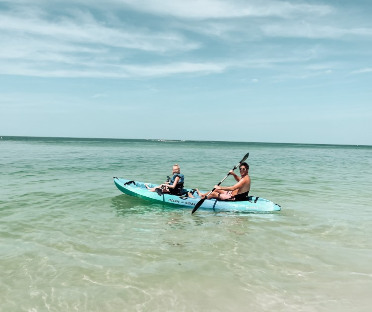 a week in bonita springs kayak rentals