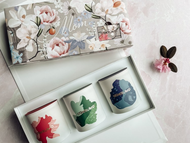 mother's day gift guide otherland candles gift set home decor mom