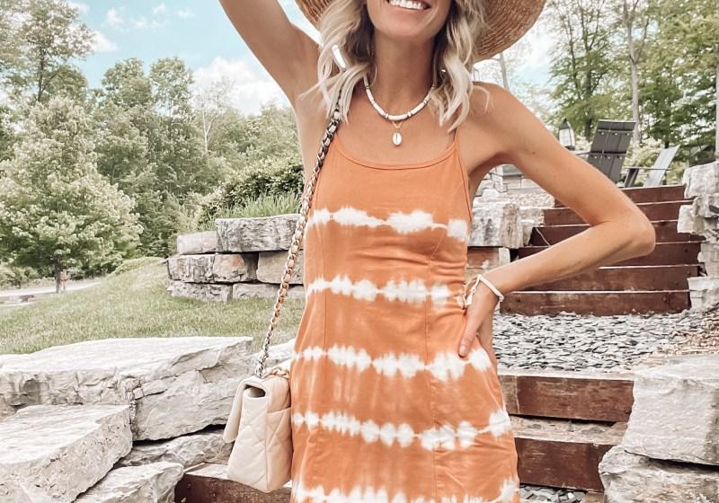 The Perfect Summer Minidress