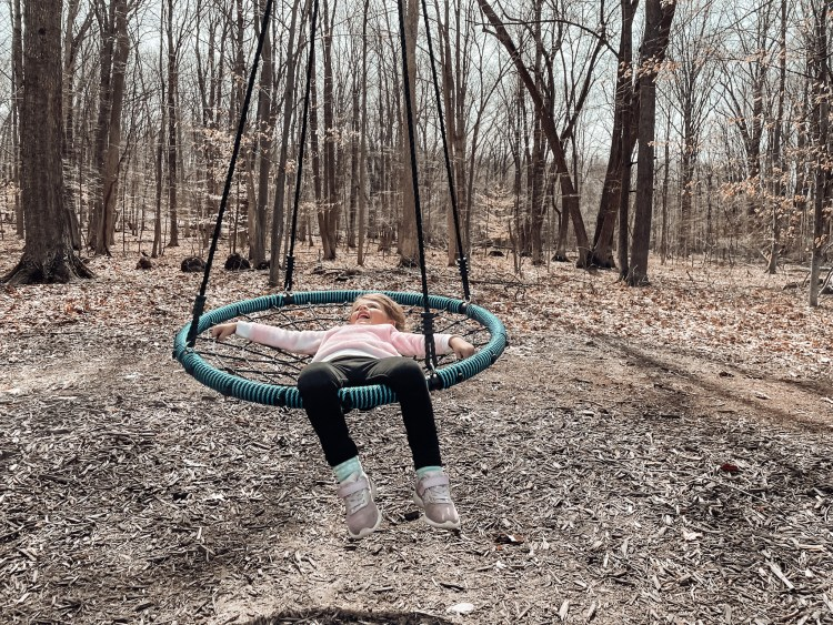spider swing outdoor summer toys for kids