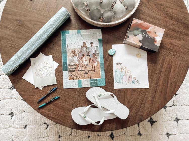 minted father's day gift guide, custom photo gifts
