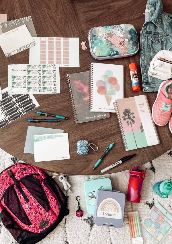Our Back-To-School Must Haves