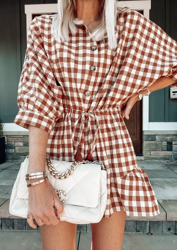 The Perfect Fall Romper