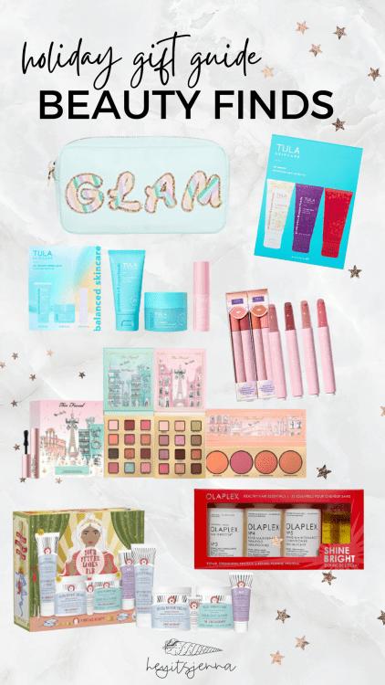 holiday gifts beauty lover, sephora haul, sephora beauty olaplex holiday and tula promo code ULTA