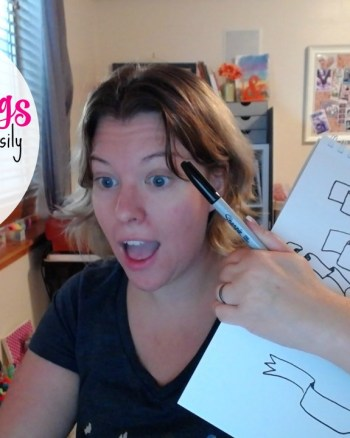VEDA Day 18: How to Draw Banners Quickly and Easily