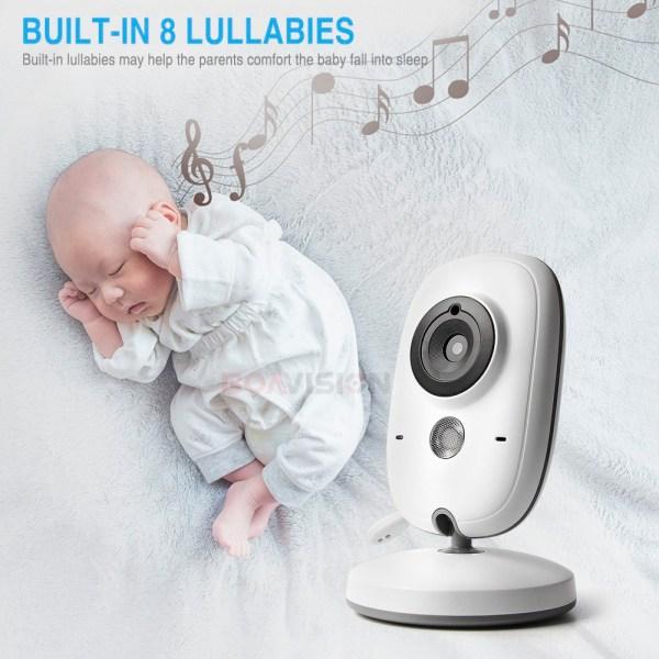 Baby Monitor - 8 berceuses pour endormir bébé