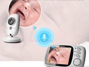Baby Monitor - Surveiller si bébé pleure dans sa chambre