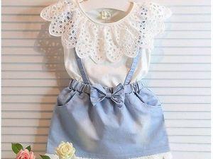 Robe d'été NEVADA pour enfant fille