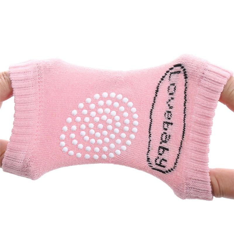 Genouillère couleur rose - Protection Genoux Bébé