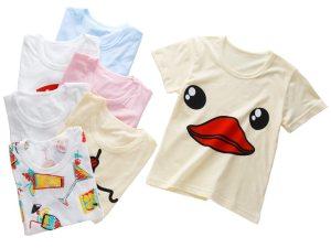 T-shirt enfant fille ou garçon