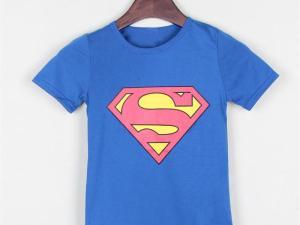 T-shirt Superman enfant garçon