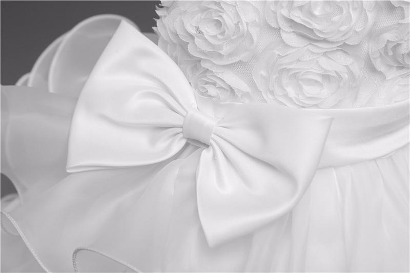 Noeud papillon robe de cérémonie pour fille