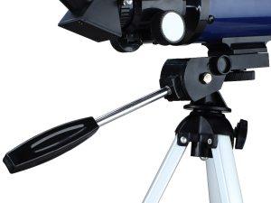 Manche du trépied pour télescope débutant