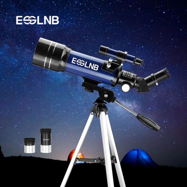 Télescope pour voir la lune