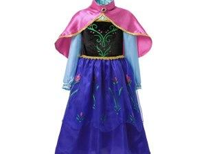 Robe d'Anna - La Reine des Neiges