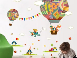 Sticker mural chambre enfant