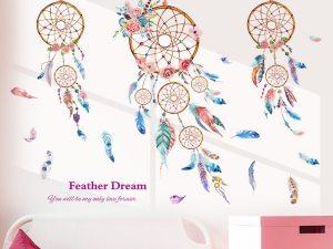 Stickers capteur de rêves