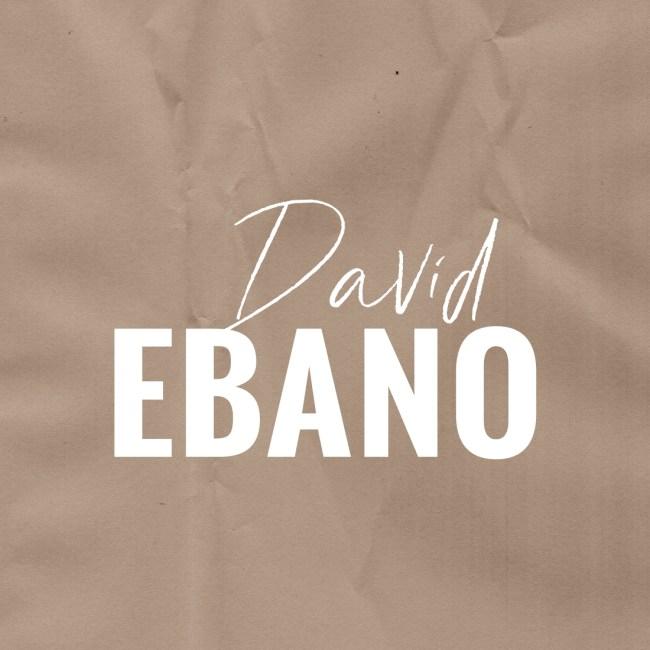 Création identité visuelle David Ebano
