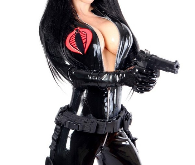 Exclusive 360 Coverage Of San Diego Comic Con 2014 Jenny Poussin Is The Worlds Hottest Cosplay Villain