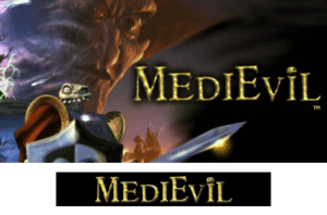 Medievil Label