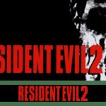 Resident Evil 2 Label