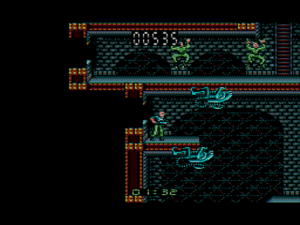 Master System Alien 3