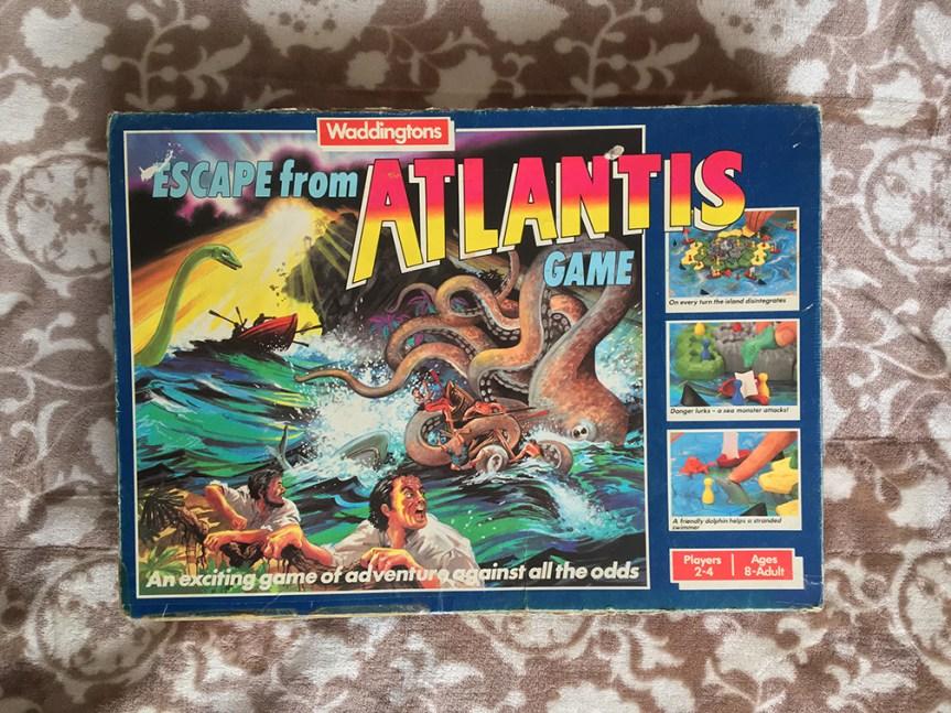 Escape from Atlantis