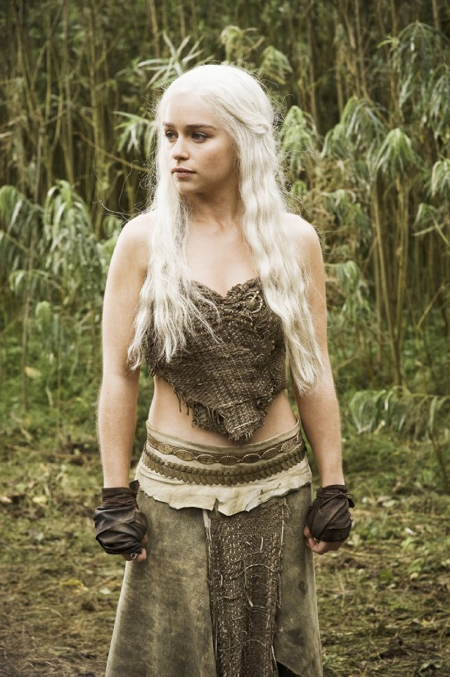 Khaleesi Daenerys Targaryen costume ...  sc 1 st  Hey Nadine & Daenerys Targaryen (Khaleesi) Cosplay Costume | Fashion + Cosplay