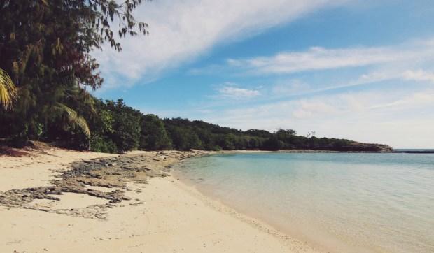 Barefoot Island- Fiji