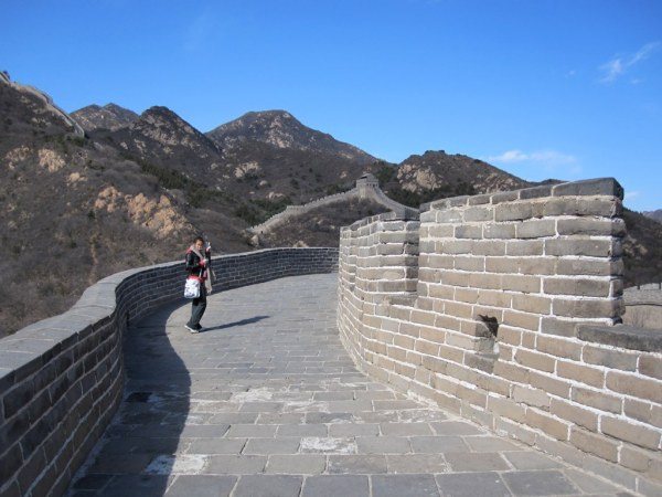 Kristy Badaling Great Wall 2