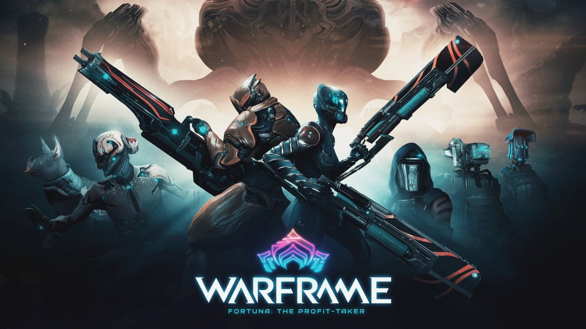 Waframes Fortuna The Profit Taker Expansion Now