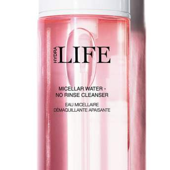 Dior Hydra Life Micellar Water No-Rinse Cleanser