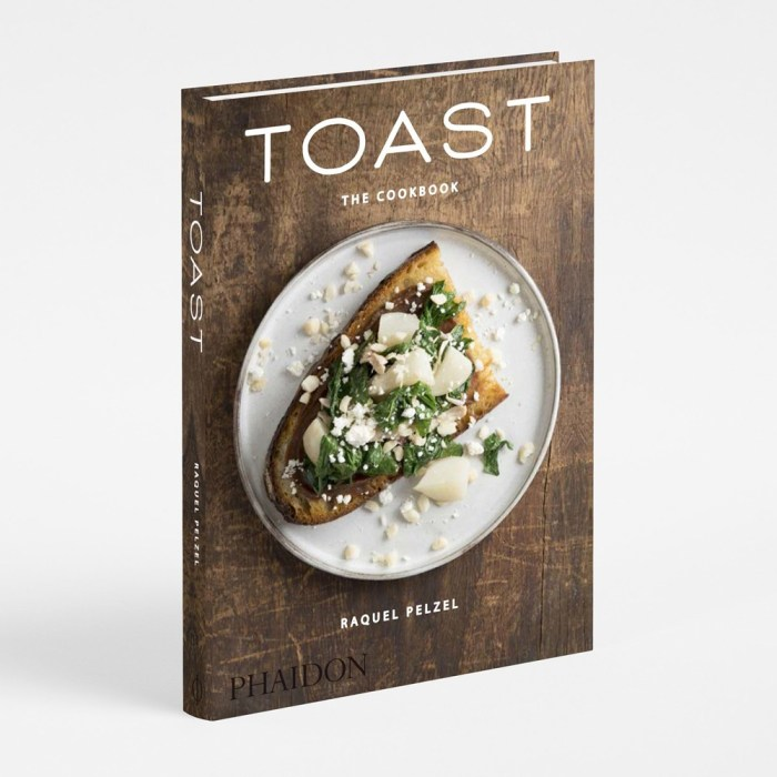 HeyRashmi gift guide- Toast The Cookbook