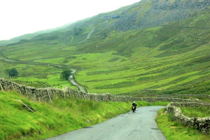 HeyRashmi Best Weekend Breaks UK - Hardknott Pass Lake District
