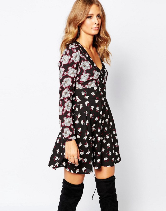 HeyRashmi Spring Dress Edit - Millie Mackintosh mini dress