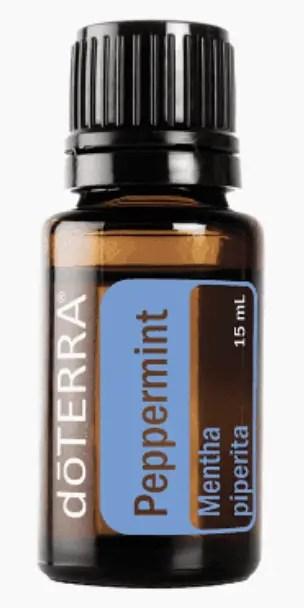 first trimester peppermint essential oils