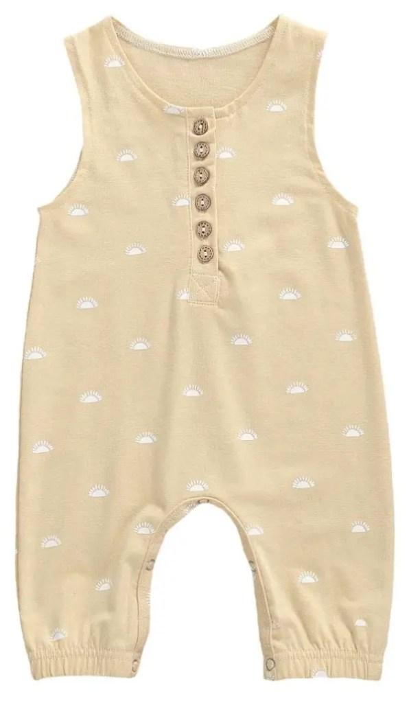 summer diaper bag baby jumpsuit