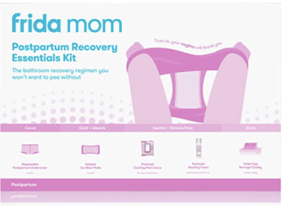 frida mom postpartum box