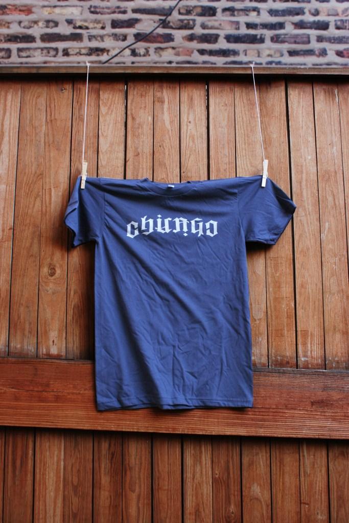 Chicago Ambigram t-shirt