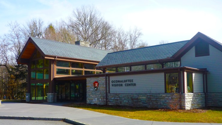 Oconaluftee Visitor Center, Great Smoky Mountains National Park