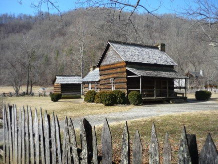 Oconaluftee Mountain Farm Museum