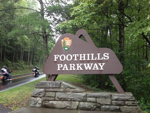Great Smoky Mountains Foothills Parkway