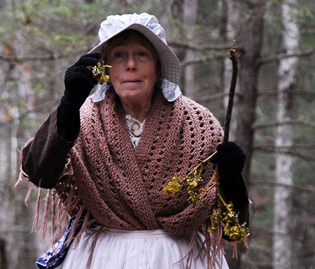 Festival of Christmas Past at Sugarlands Visitor Center in Great Smoky Mountains National Park