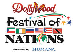 Dollywood's Festival of Nations March 19-April 18, 2016